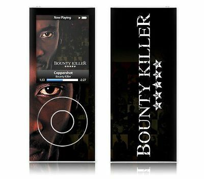 MusicSkins Sticker pour iPod Nano 4G Motif Bounty Killer Mercy  NEUF