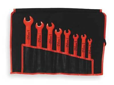 Knipex Insulated Open End Wrench Set, 98 99 13 S4