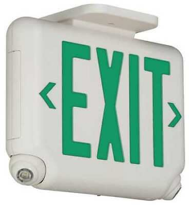 HUBBELL LIGHTING - DUAL-LITE EVCUGW HUBBELL LIGHTING DUALLITE LED Exit Sign/