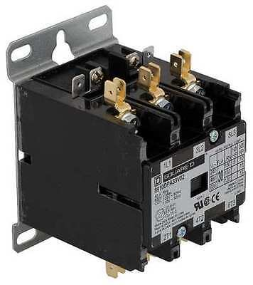 Definite Purpose Contactor, Square D, 8910DPA13V09