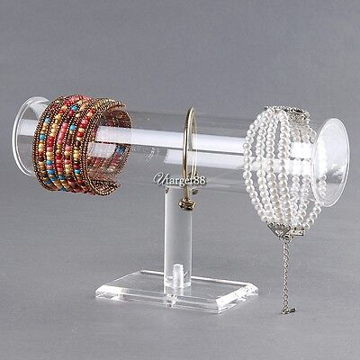 NEW Acrylic Bangle Bracelet Watch Retail Shop Organization Display Stand UTAR