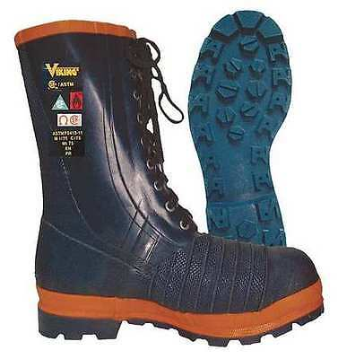 VIKING VW53-1-9 Wildland Firefighting Boots, Lace Up, PR