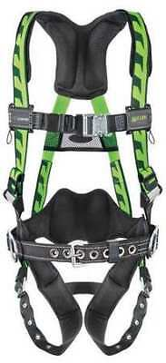 Full Body Harness, Miller By Honeywell, AC-TB-BDP/UGN