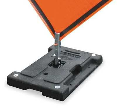 Sign Stand,Traffic,Stackable,41 Lbs DICKE DSB100