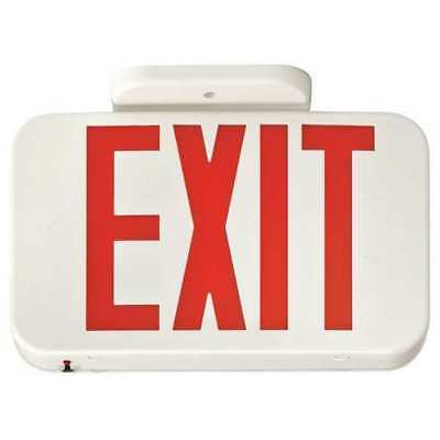 LITHONIA LIGHTING EXR ACUITY LITHONIA Thermoplastic LED Exit Sign