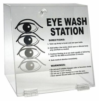 BRADY PD996E Eyewash Station in Clear