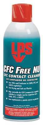 LPS 05416 CFC Free NU, Contact Cleaner, 16 oz.
