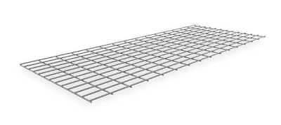NASHVILLE WIRE KSG2460 Wire Decking,60 In. W,24 In. D