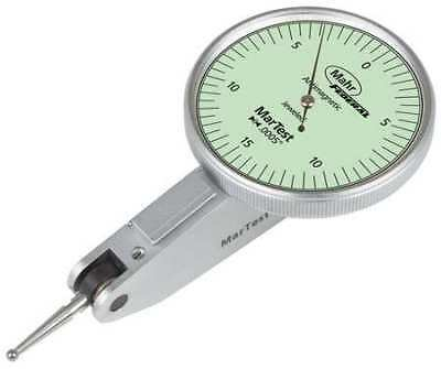 Dial Test Indicator,Swl Hd,0 to 0.030 In MAHR-FEDERAL INC. 4307950