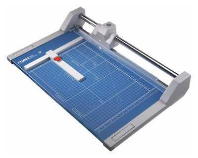 DAHLE 550 Professional Rolling Trimmer, 14-1/8 in L