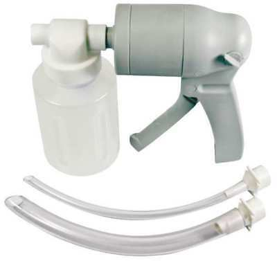 MEDSOURCE MS-001PMP Manual Suction Pump, White, Non Sterile
