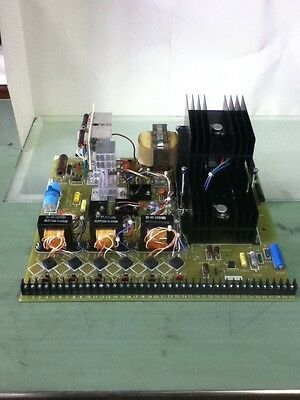 Cyberex Pc20744 Power Supply Board