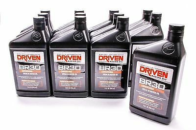 Driven Racing Oil 01807 BR30 Break-In 5W30 Motor Oil 1 qt Case of 12