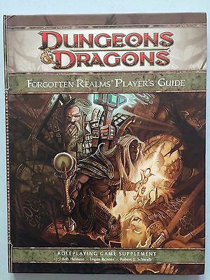 Forgotten Realms Player's Guide - D&D Dungeons & Dragon