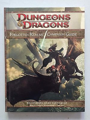 Forgotten Realms Campaign Guide - D&D Dungeons & Dragon