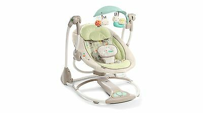 Ingenuity Seneca Portable Swing for Children's Soothing and Peaceful Rest