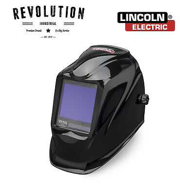 NEW Lincoln Electric Viking Black 3350 Welding Helmet - K3034-3