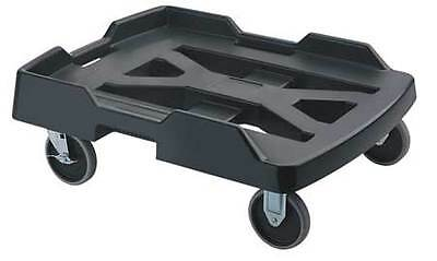 RUBBERMAID FG9F1900BLA Dolly With Retention Strap, 19 1/4x 28