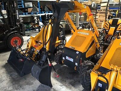 Digger attachment to suit mini diggers & mini loaders