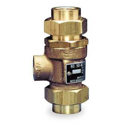 "WATTS 9D-M3-1/2"" Dual Check Valve, 1/2 In"