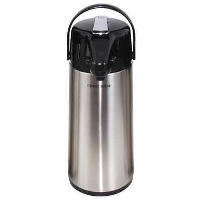 CRESTWARE APL30G Leaver Airpot, Glass Lined, 3.0 Liter