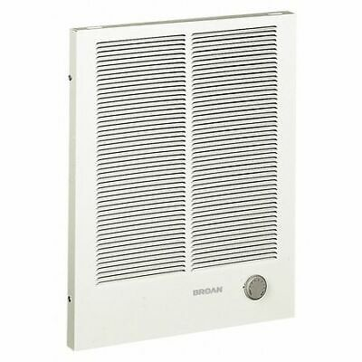 BROAN 192 Residential Electric Wall Heater, White
