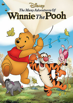 The Many Adventures of Winnie the Pooh (1977)  - A1/A2 POSTER **SEE OFFER**