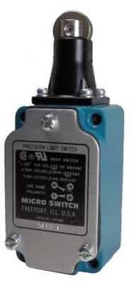 HONEYWELL MICRO SWITCH 5LS1 Enclosed Limit Switch, Top Actuator, SPDT