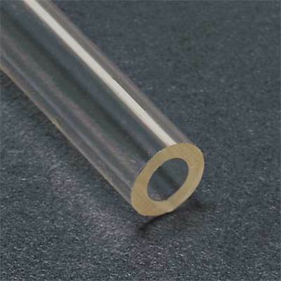 TYGON ACF00017 Tubing,Clear,1/4 In. Inside Dia,50 ft.