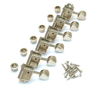 TK-0779-001 Gotoh Nickel Locking Post Vintage Tuners Fender Strat/Tele® Guitar