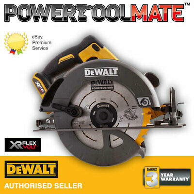 Dewalt DCS575N XR FLEXVOLT 54V 190mm Cordless Circular Saw *Body Only*