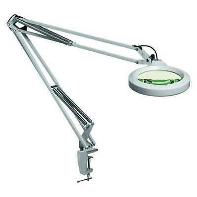 LUXO 18346LG Round Lens Magnifier, LED, 2.25
