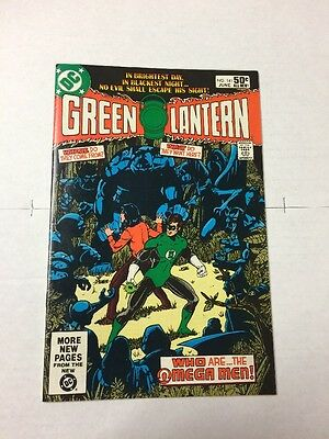 Green Lantern 141 Nm- Near Mint - 9.2 1st First Appearance Of The Omega Men