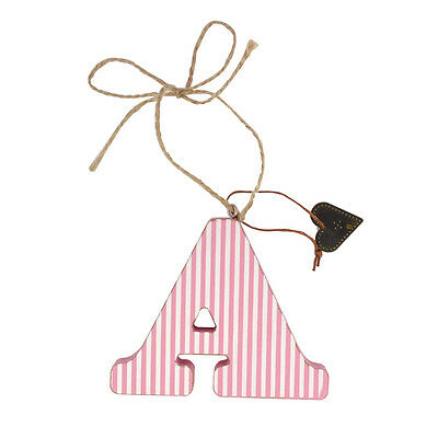 Letter A Sentiments From The Heart Hanging Letters Lovely Gifts Range