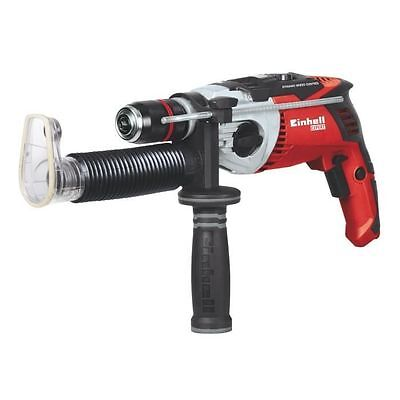 EINHELL Perceuse a percussion TE-ID 1050 CE [Rouge] - Puissance : 1050  NEUF