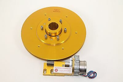 "NEW BYERS 10"" 359-th Drive, Spring-loaded worm/motor assembly  - 1.5"" Clutch"