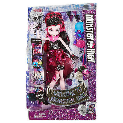 Monster High Dolls Party Photo Booth - Draculaura - Brand New