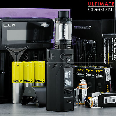 Reuleaux RX2/3 + Cleito 120 - Ultimate Kit - (Authentic)