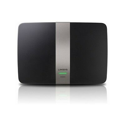 Router Linksys EA6200 Wifi Ethernet Banda dual Negro, Gris