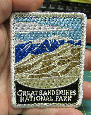 New Traveler Series Patch - Great Sand Dunes National Park - Colorado Patch