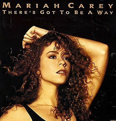 """Mariah Carey There's got to be a way [Maxi 12""""]"""
