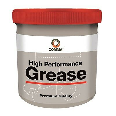 Comma BG2500G High Performance Bearing Grease 500g New