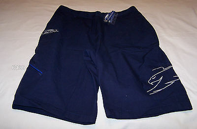 Ford Performance Racing FPR Mens Navy Blue Casual Team Work Shorts Size 87 New