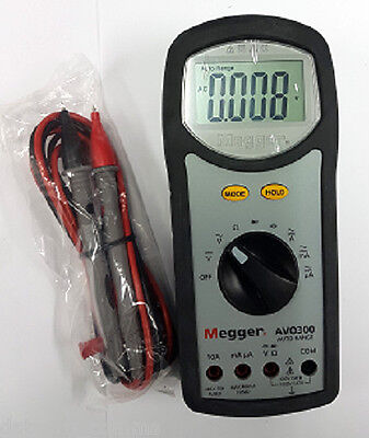 Megger AVO300 - Digital Multimeter