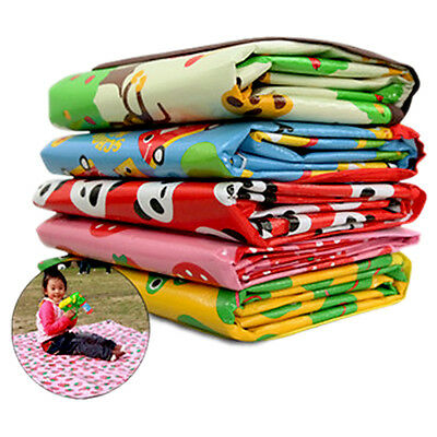 Baby Kids Extra Large Waterproof Beach Outdoor Picnic Play Rug Mat Blanket Games