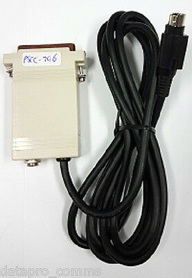 Megger - Parallel to RS232 Cable for Megger PAT4/3 Barcode Label Printer