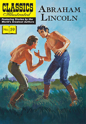 Classics Illustrated Abraham Lincoln - Modern # 59