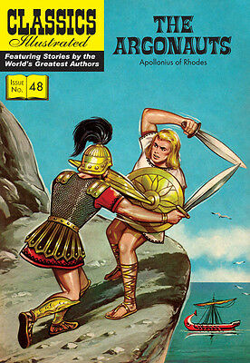 Classics Illustrated The Argonauts - Modern # 48 by Apollonius of Rhodes