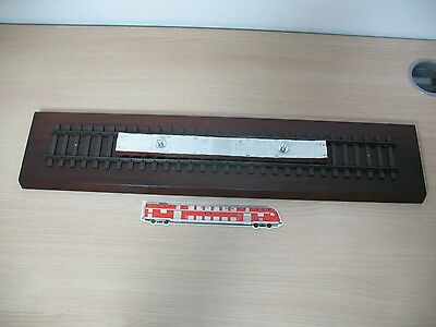 AO554-2# Märklin 1 gauge Presentation base for ELECTRIC LOCOMOTIVE 9115, 5517