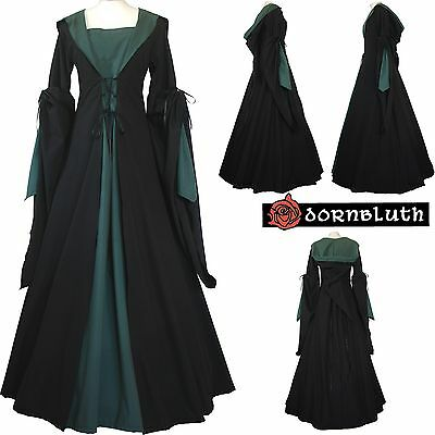 MEDIEVAL Renaissance dress MILIENN, Tailor Made in Germany, XS S M L XL XXL 28